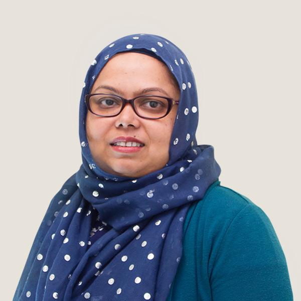 Dr Sadia Sharmin
